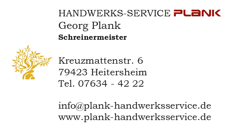 Plank Möbeldesign Heitersheim | Massivholz Designermöbel ...