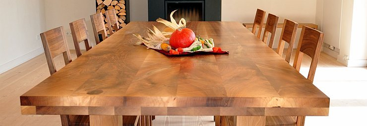 Massivholzmöbel design  Plank Möbeldesign Heitersheim | Massivholz Designermöbel ...